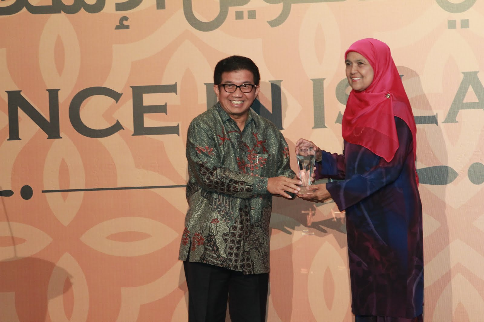 GIFA 2016 for Best Research & Development in Islamic Finance