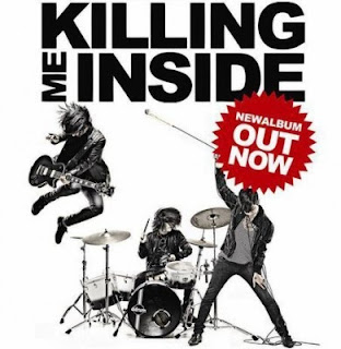 Killing Me Inside Moving On Image Cover