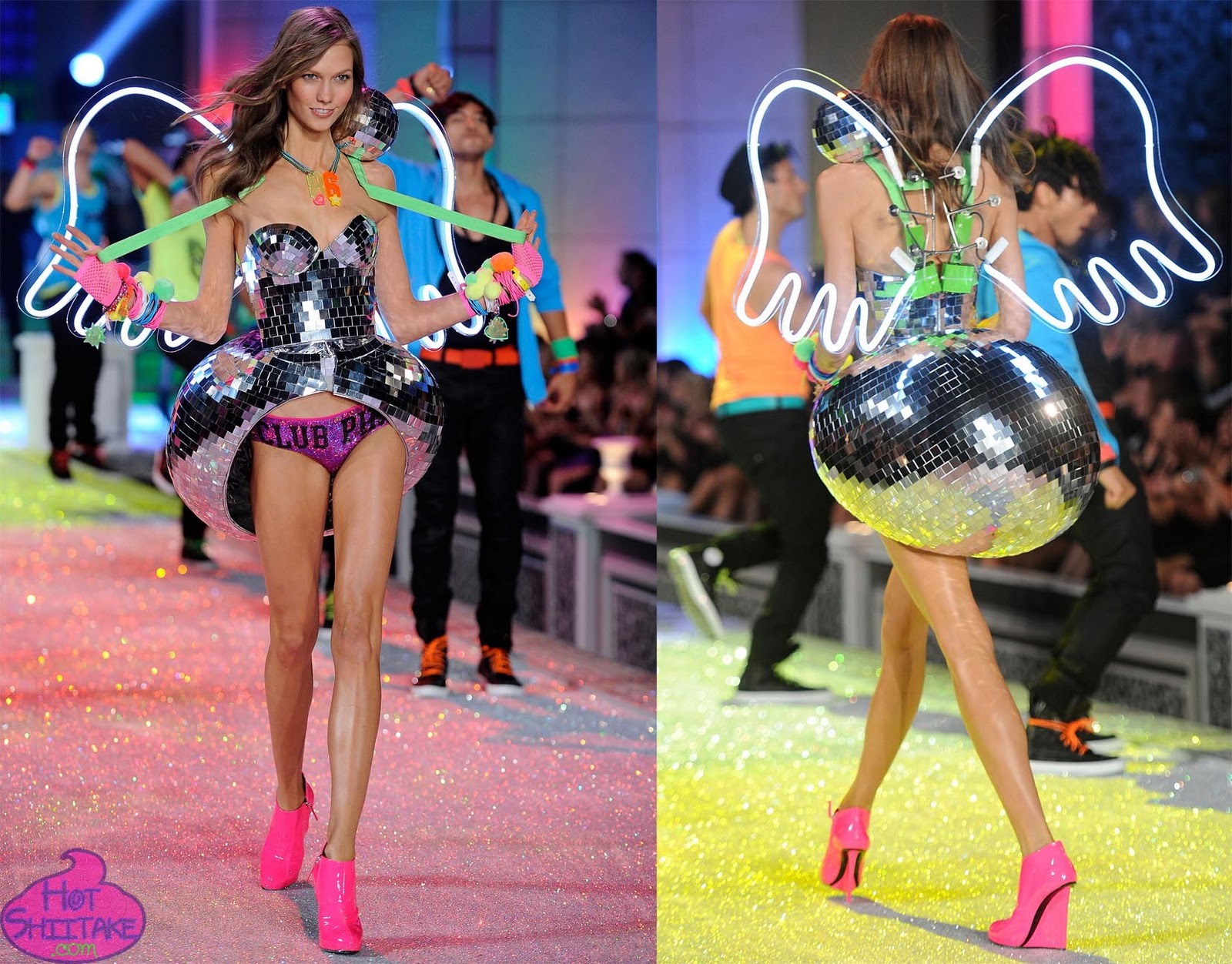 Karlie Kloss Victoria's Secret Fashion Show 2011