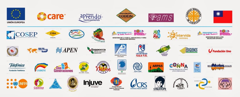 Organizaciones que pertenecen al comité regional de Campaña