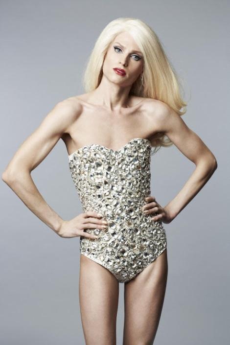 Phillipe Blond by Danielle Levitt for Candy Magazine