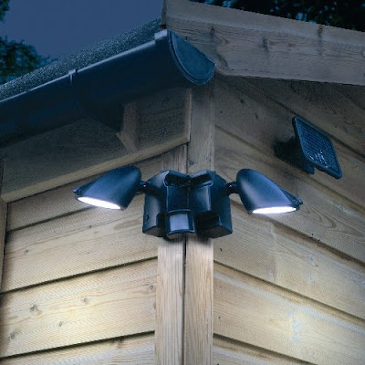 Outdoor Security Lighting