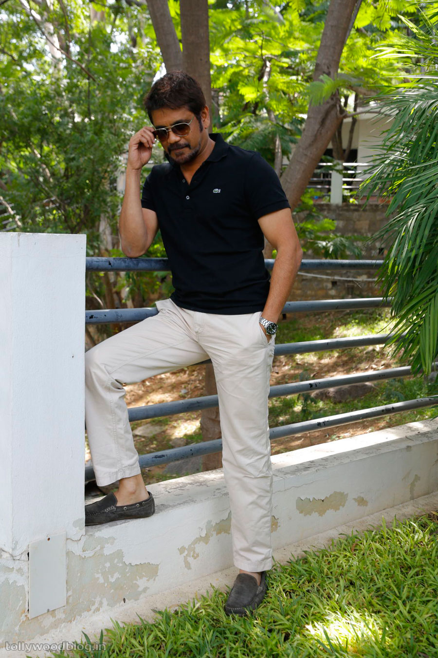 King Akkineni Nagarjuna's latest Handsome Photos Stills-HQ-Photo-10
