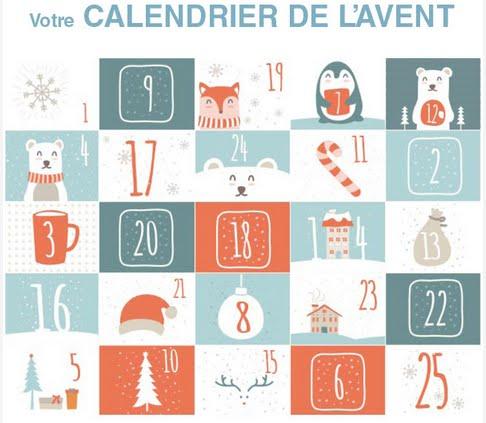 Calendario de Adviento (cada día un regalo)