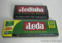 Papel de liar fumar Aleda y Aledinha