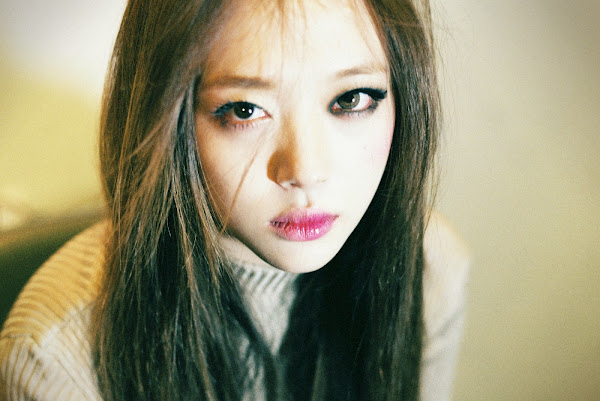 f(x) Sulli Red Light teaser
