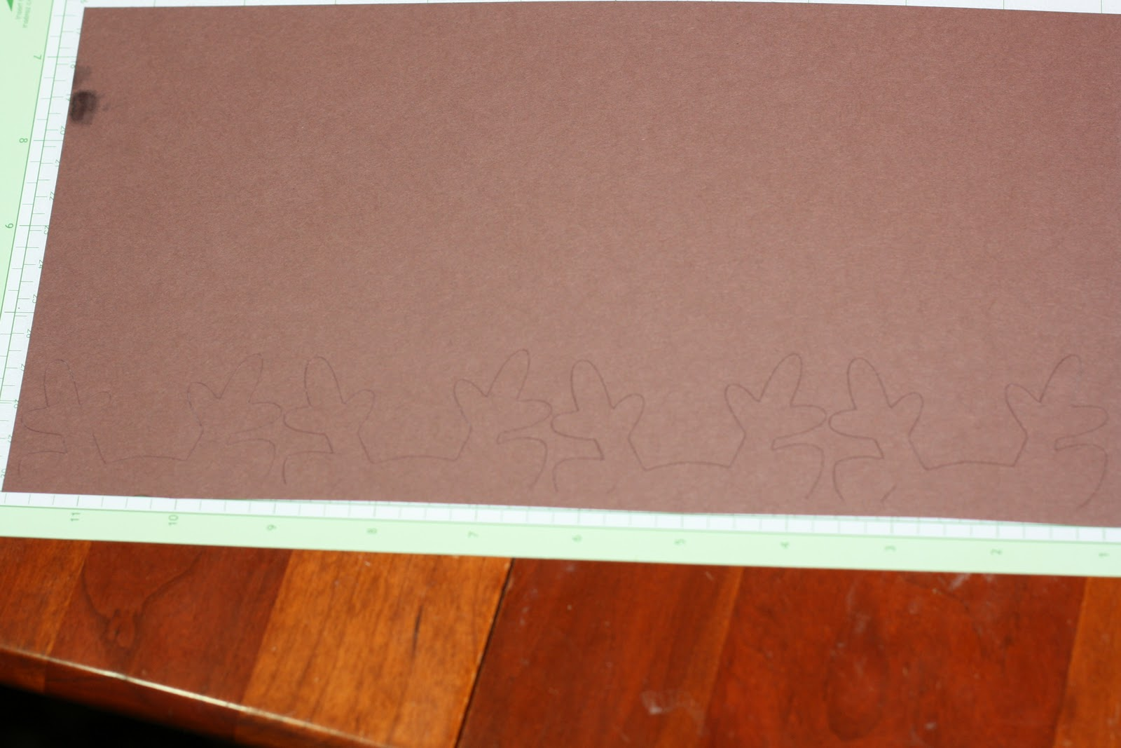 Rock Paper Cricut Tiny Reindeer