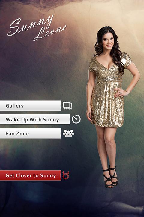 Sunny Leone Hot App