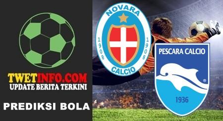 Prediksi Novara vs Pescara