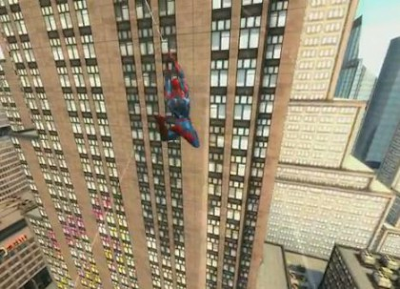 game The Amazing Spider-Man