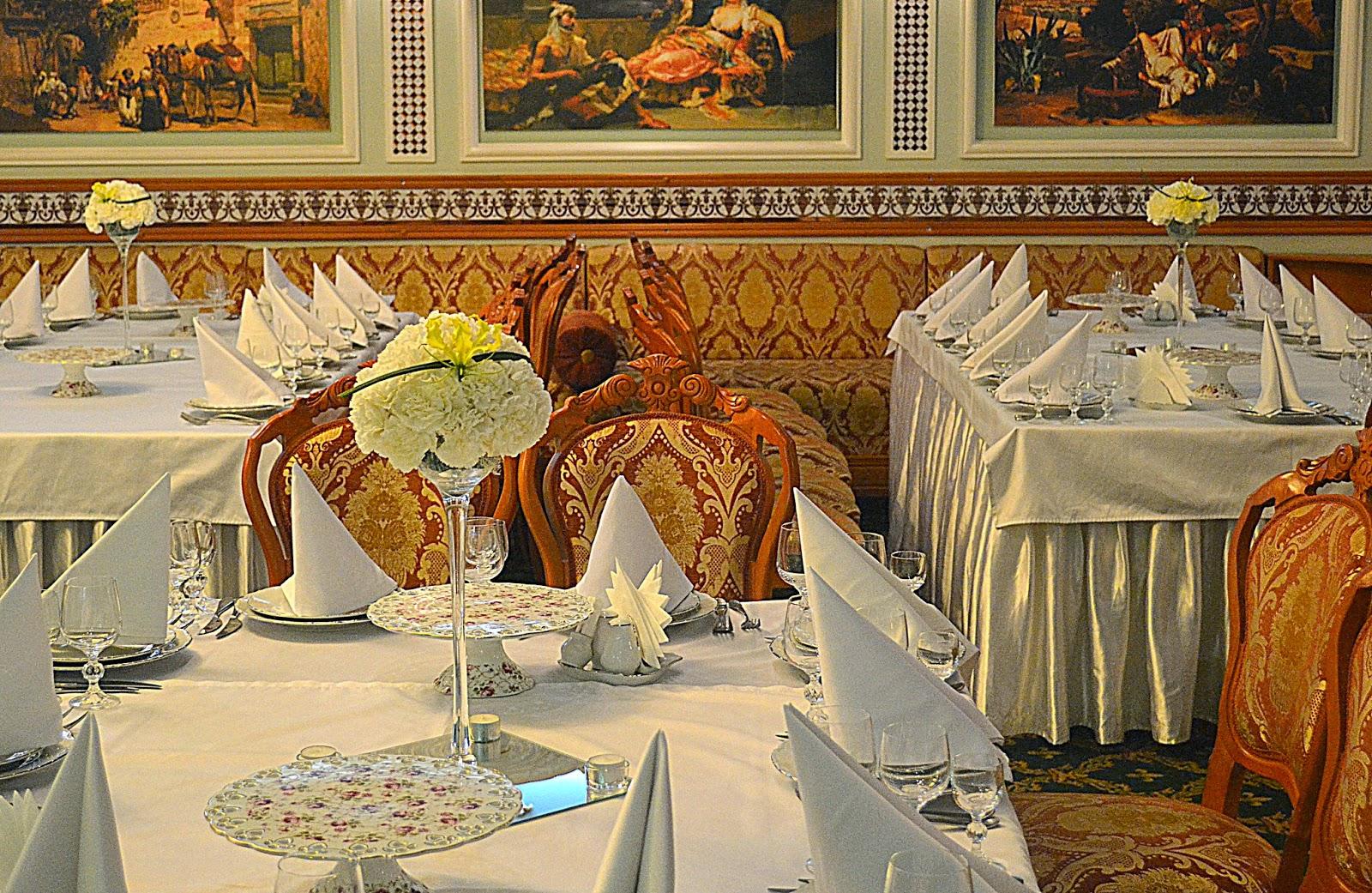 свадьба в ресторане принцесса