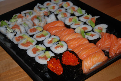Arrocera sushi