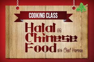 Halal Chinese Food