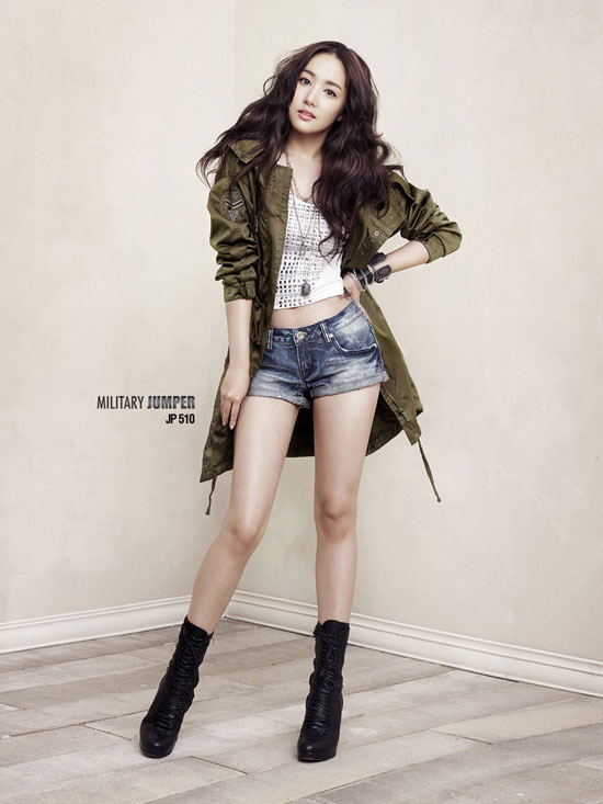 Park Min Young Style Your Stuff Work