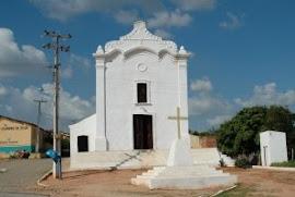 Capela de São Caetano-Distrito de Naraniú
