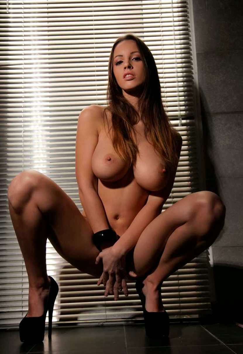 Lucia Javorcekova sexy young girl naked pose