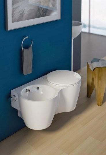 Il blog di architettura e design di studioad idee per for Water e bidet insieme