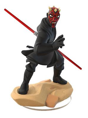 JUGUETES - DISNEY Infinity 3.0 Star Wars : Darth Maul Videojuegos - Muñeco - Figura Producto Oficial | A partir de 6 años | Comprar en Amazon