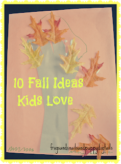 10 Fall Ideas Kids Love