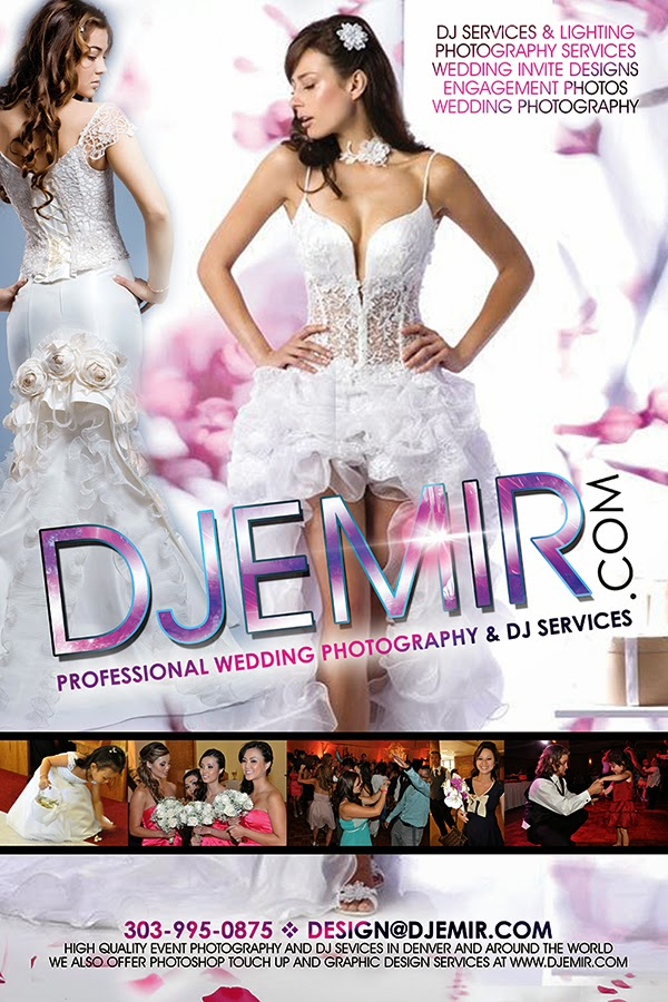 Denver Colorado's Premier Wedding DJ and Photography Service