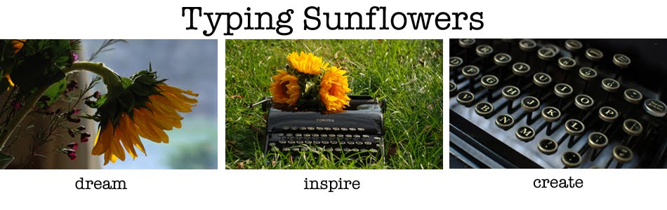 Typing Sunflowers