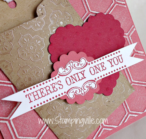 Stampin' Up! Vintage Verses Sale-a-bration stamp set