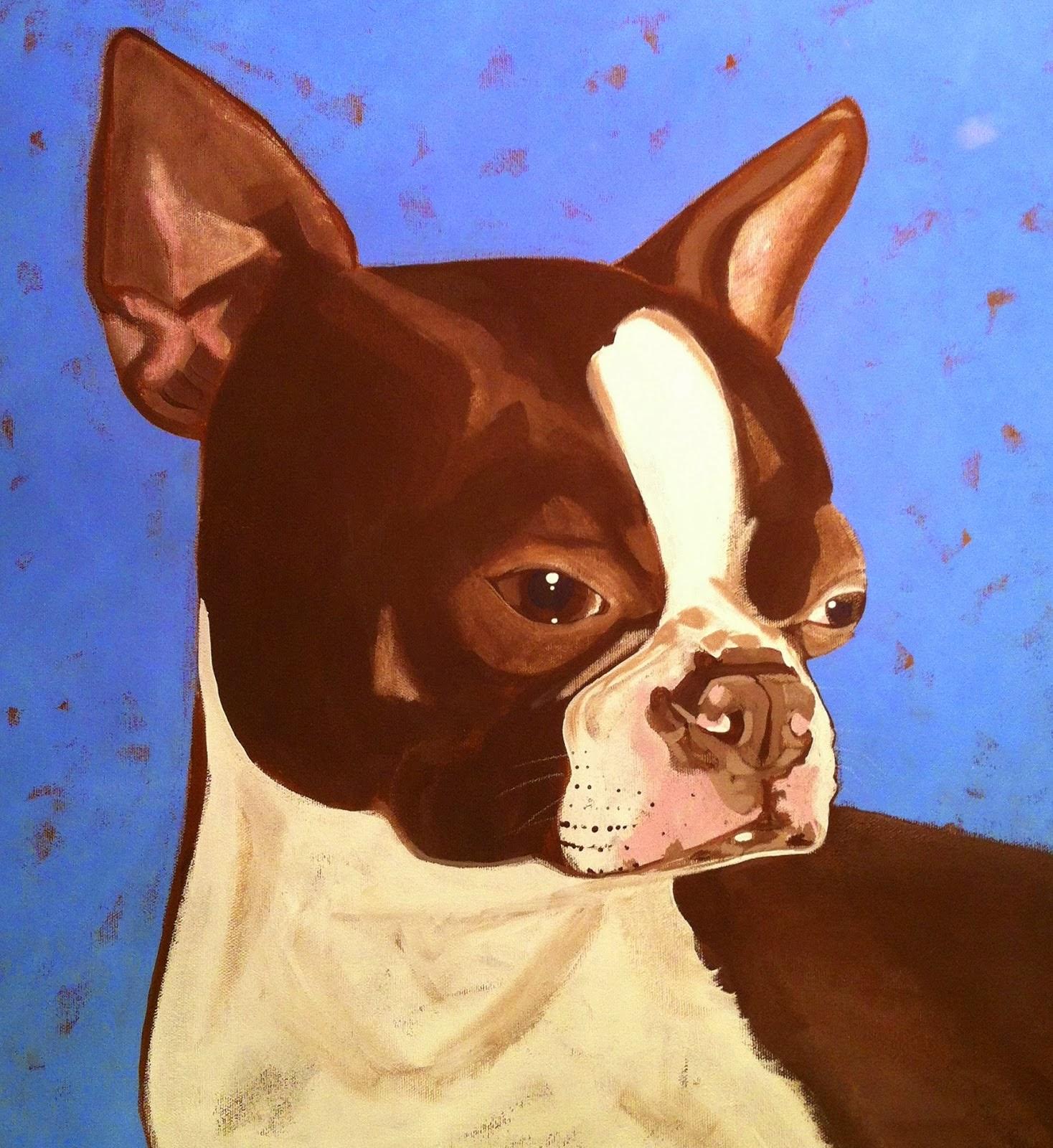 Pet Portraits by Jenny
