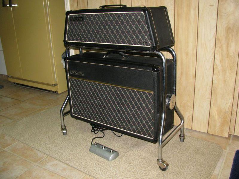 Vintage Vox Amplifier 15