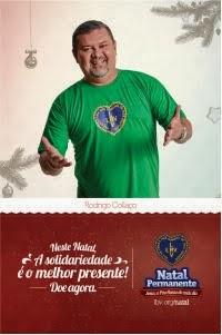 Campanha Natal Permanente LBV - 2013