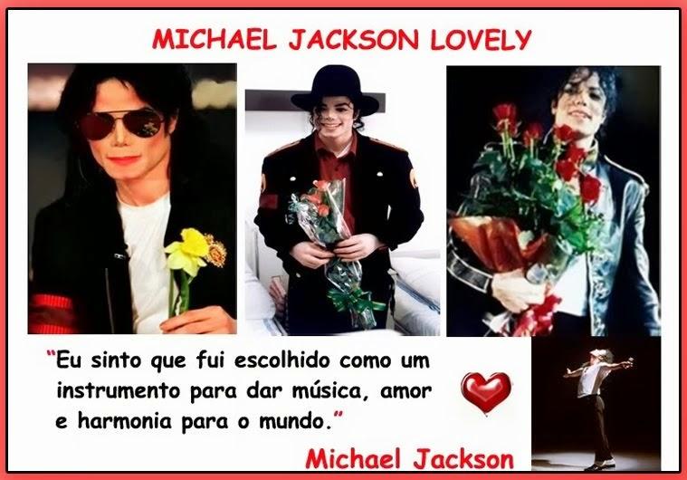 MICHAEL JACKSON LOVELY