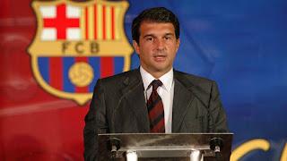 Joan Laporta Calon Terkuat Menjadi Presiden Barcelona
