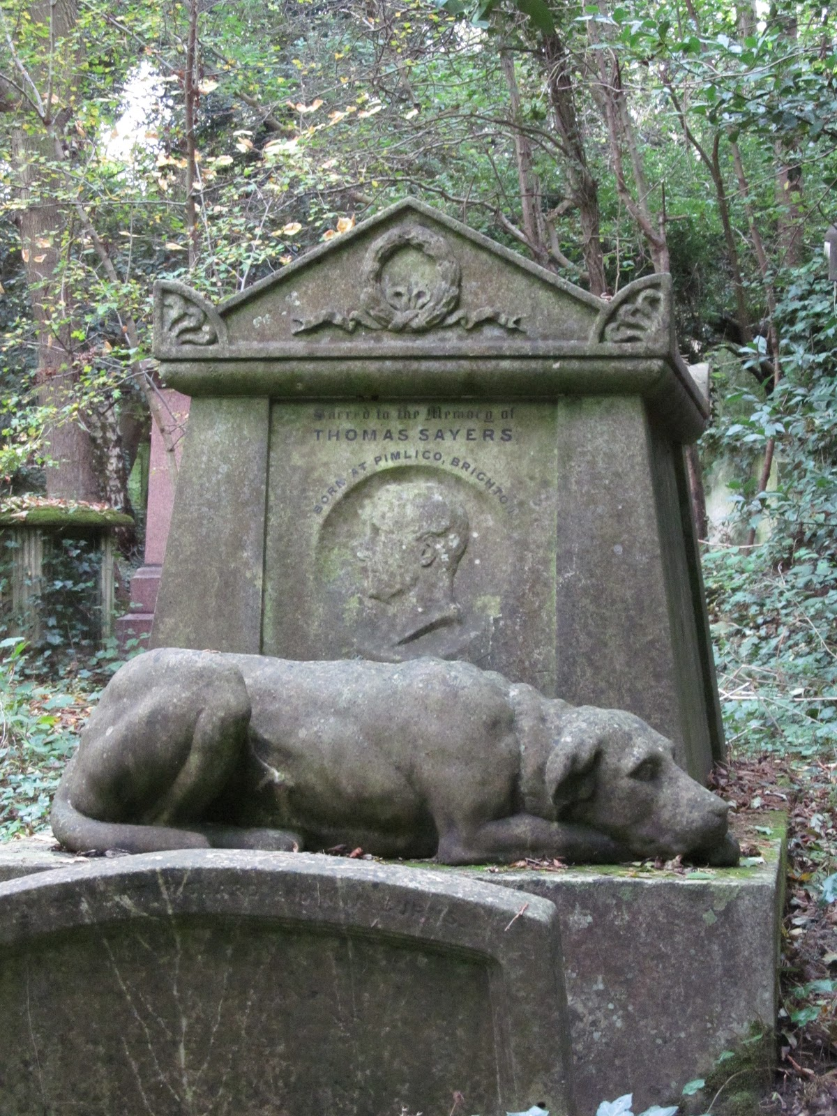 cimetière d highgate