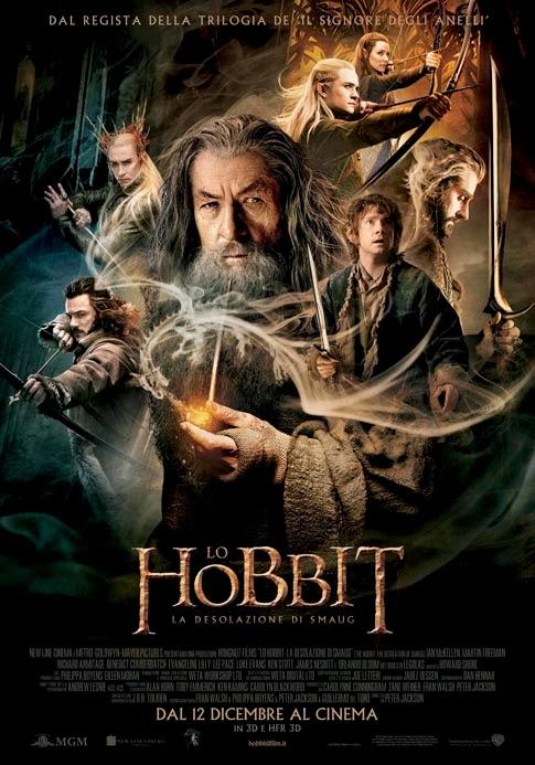 Desolazione Smaug Hobbit recensione