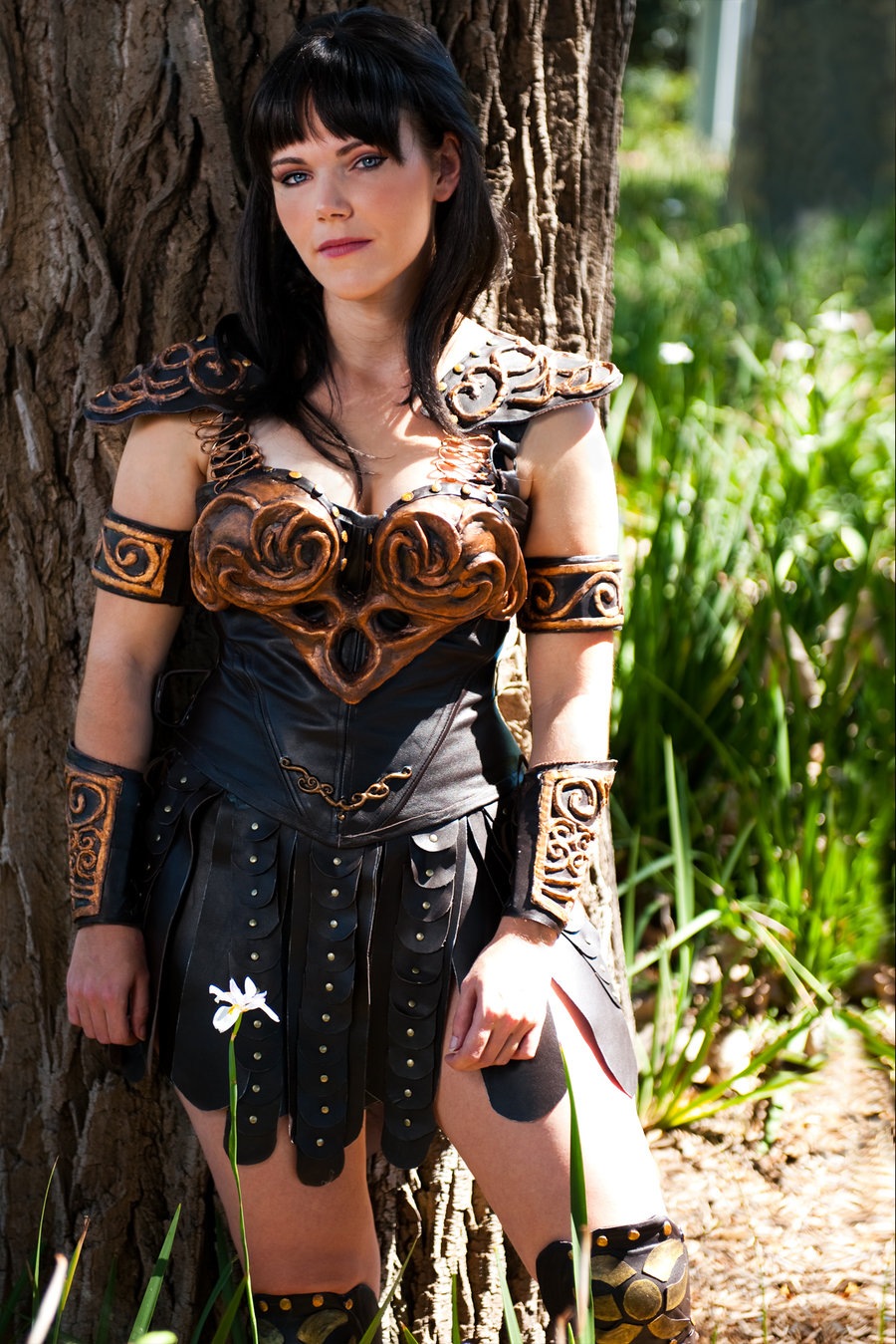 Xena: Cosplay costumes of the Warrior Princess - Post Game ...