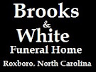 Brooks & White Funeral Home