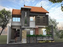 desain eksterior rumah minimalis idaman rumah minimalis