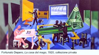 CASE D'ARTE DI DEPERO: LA MOSTRA SUL FUTURISMO A MESSINA