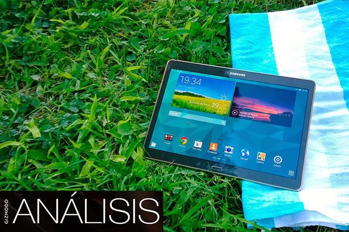 Analisis Del Samsung Galaxy Tab S