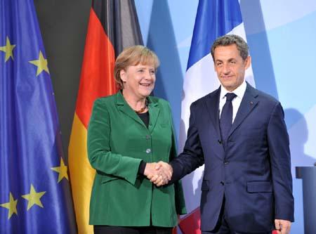 nước Pháp và Đức