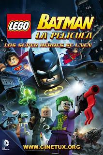LEGO Batman: Los Súper Héroes se Unen Poster