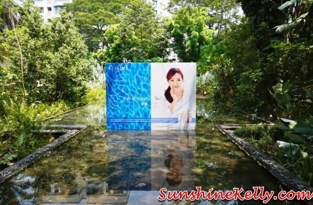 A Date with Yu Heng, Freshel Ambassador in Malaysia, Yu Heng, Freshel Ambassador, freshel, japan skincare