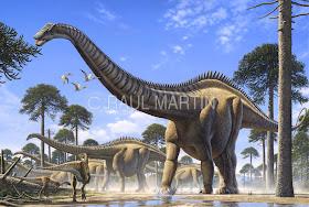 seisonus+heallerum 10 Dinosaurus Dengan Ukuran Paling Besar