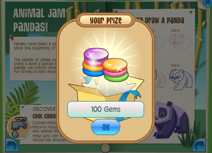 animal jam how to get gems quickly