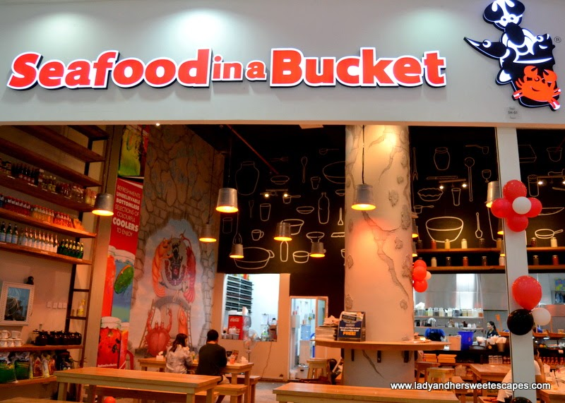 Seafood in a Bucket in Ansar Gallery