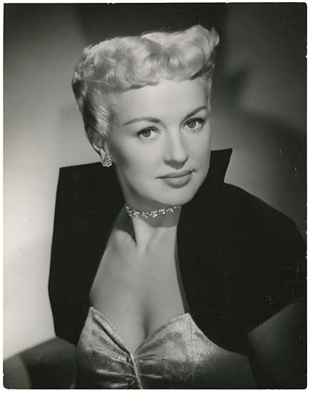 Betty Grable - Gallery Photo Colection