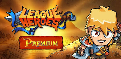 League of Heroes Premium .APK 1.3.284 Android [Full] [Gratis]