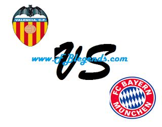 مشاهدة مباراة بايرن ميونخ وفالنسيا بث مباشر اليوم 18-7-2015 اون لاين مباراة خيرية يوتيوب لايف bayern munich vs valencia