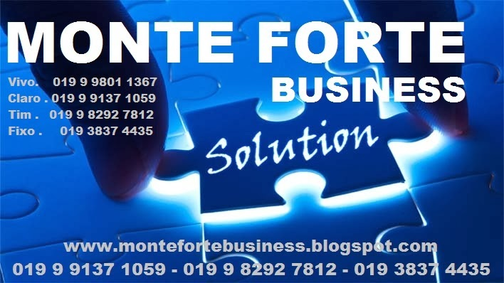 MONTE FORTE BUSINESS SOLUTION