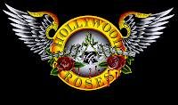 Guns n Roses explained - Hollywood Roses logo