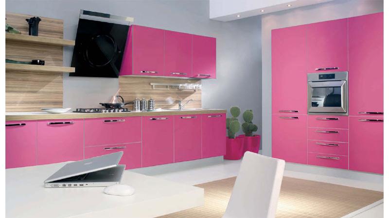 Cocinas miranda nuestro catalogo en alta resolucion - Cocinas rosa fucsia ...